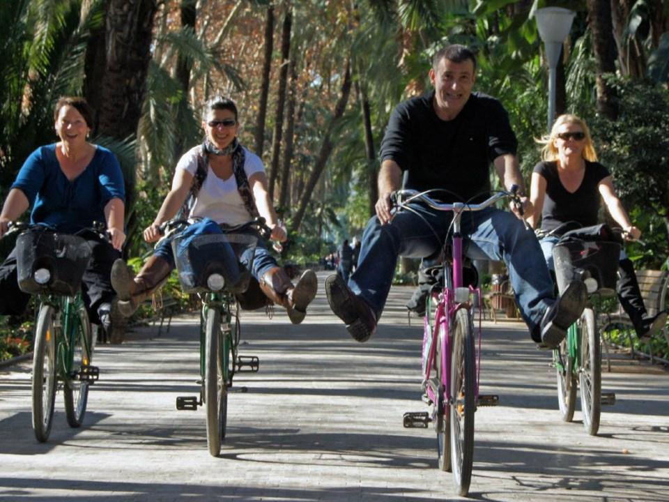 Malaga Bike Tours and Rentals