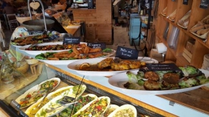 Malaga Ecological Market