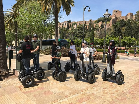 Malaga Segway and Private tours