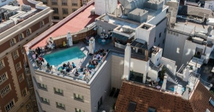 Hotel Molina Larios Rooftop Bar and Pool