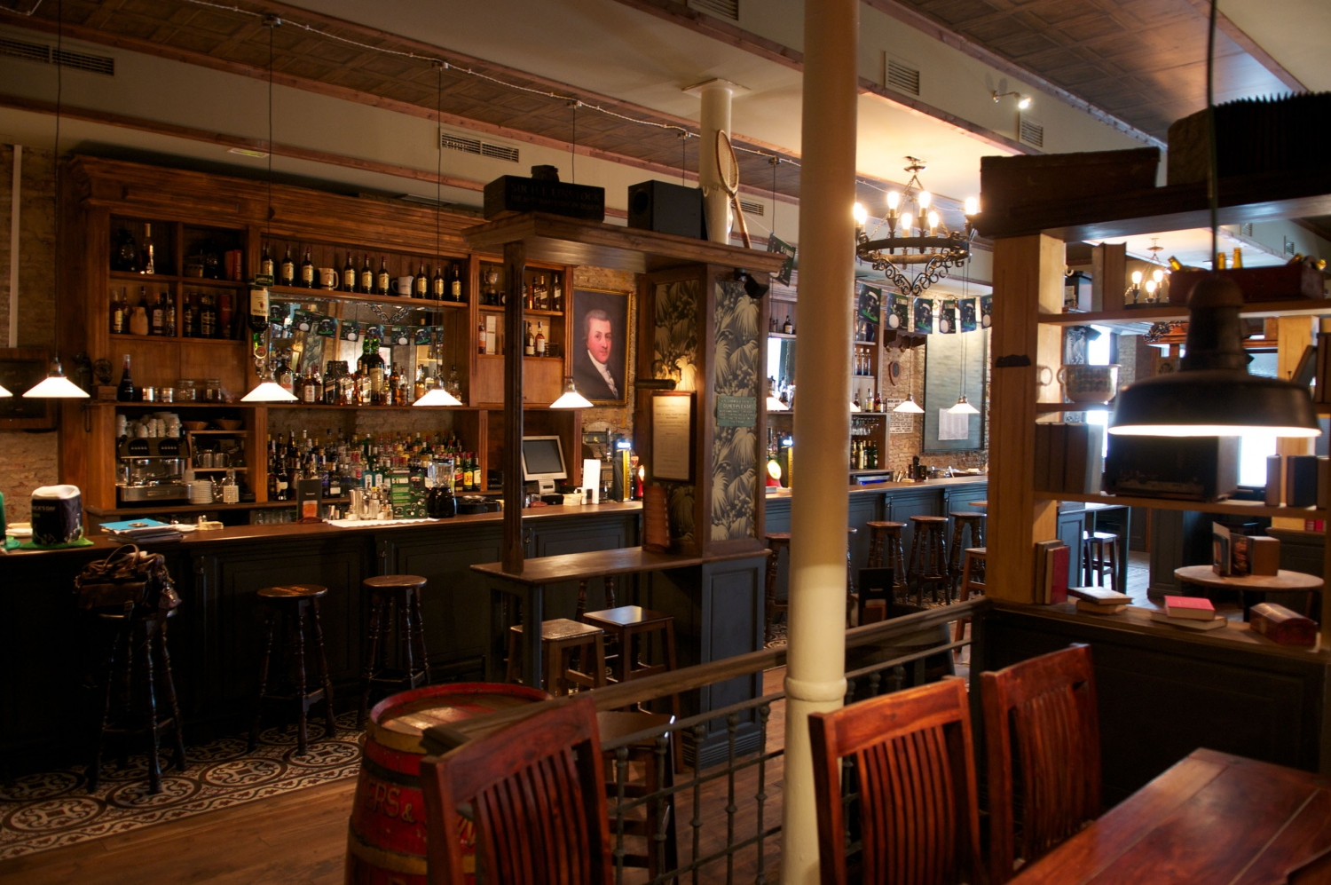 Five Best Irish Pubs