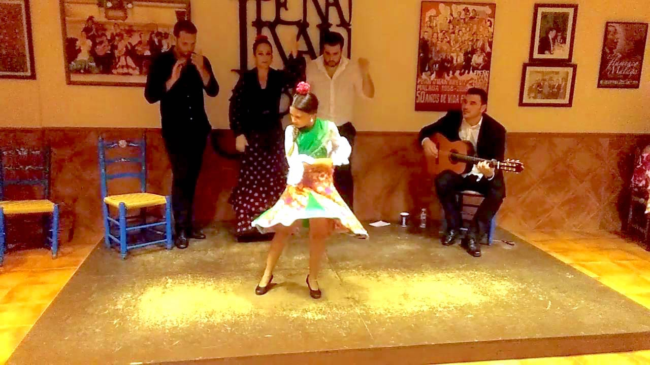 Where to see flamenco