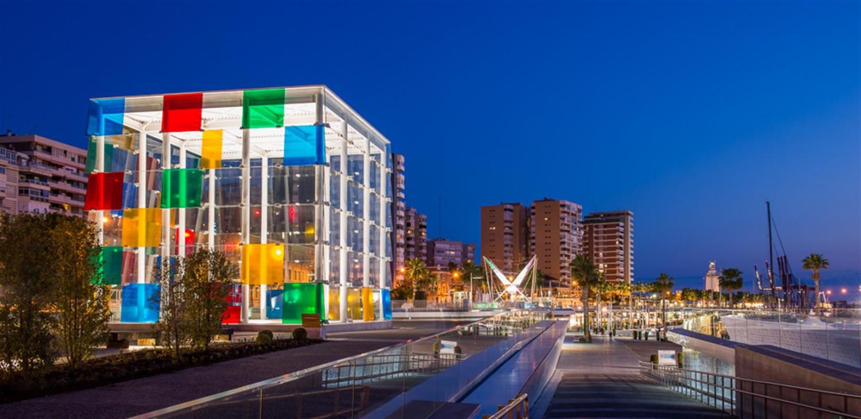Pompidou Centre Malaga