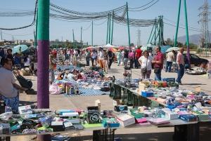 Rastro de Malaga - the fleamarket
