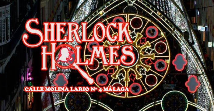 Sherlock Holmes Malaga