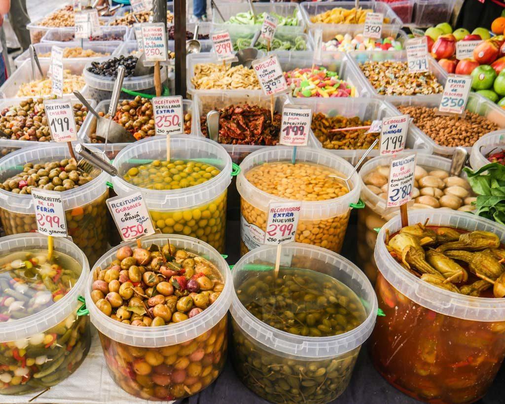 Spain Food Sherpas