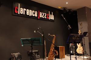 The Clarence Jazz Club