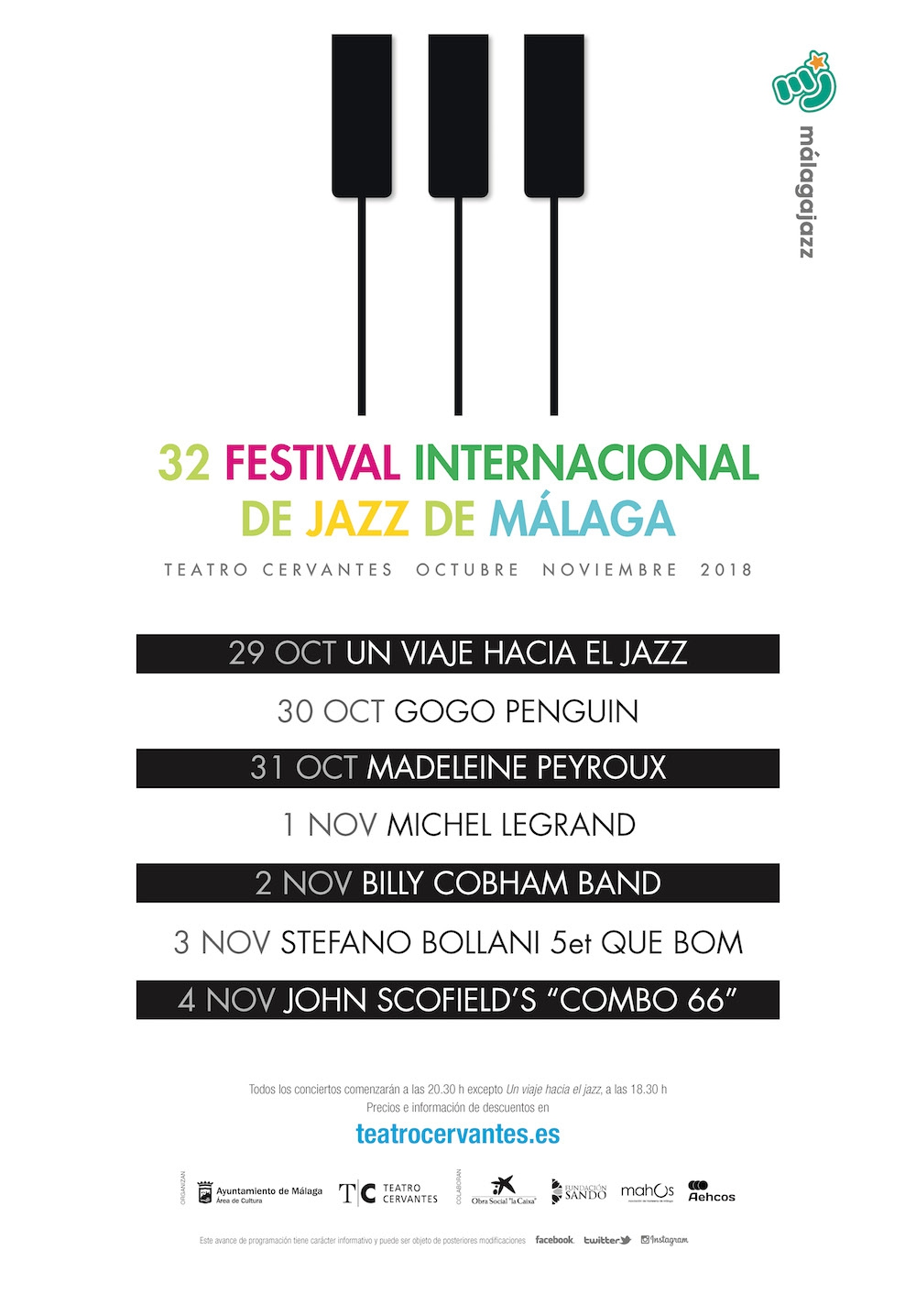 32nd Malaga International Jazz Festival