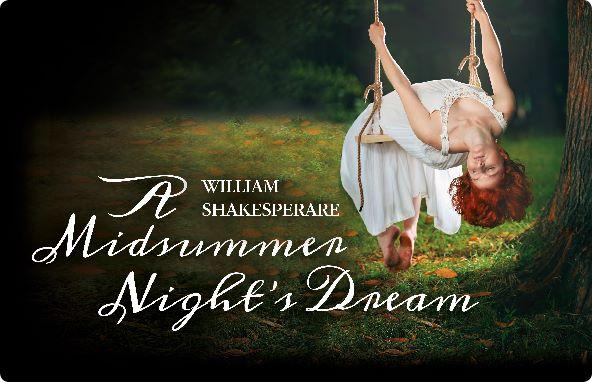 A Midsummer Night's Dream. Haz Teartring