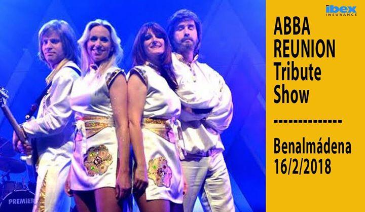 ABBA Reunion Tribute Show - Benalmádena