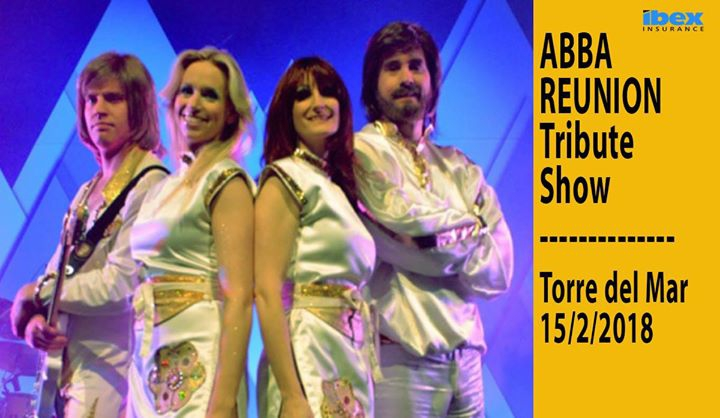 ABBA Reunion Tribute Show - Torre del Mar