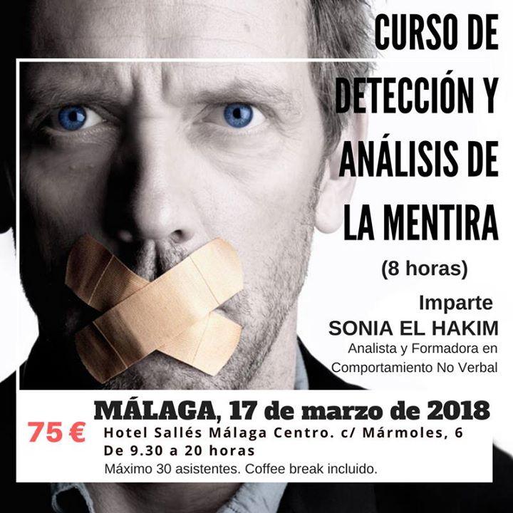 Detección y análisis de la mentira Málaga