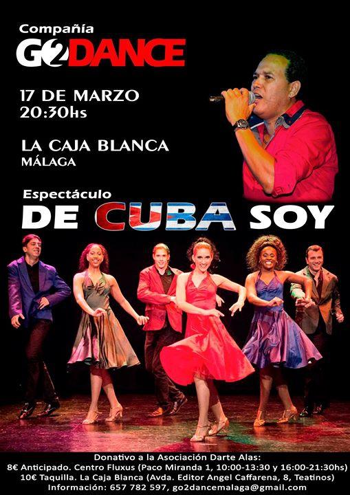Espectáculo De Cuba Soy en Málaga