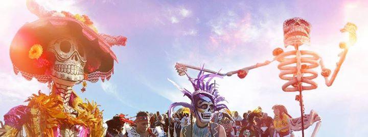 Festival de los muertos llega a Málaga
