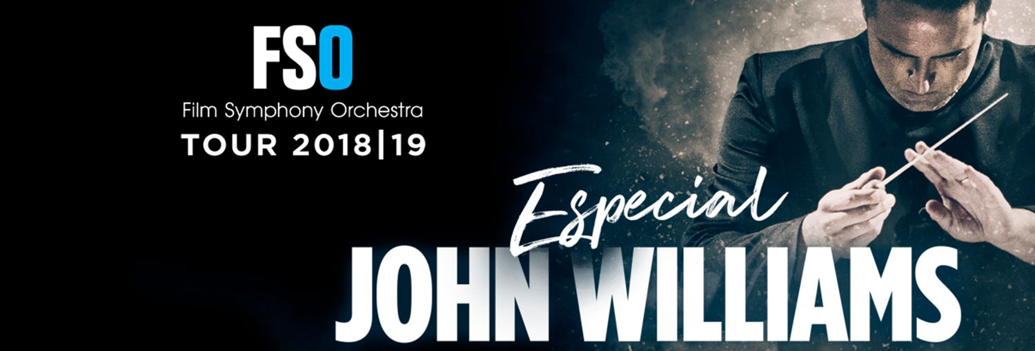 Film Symphony Orchestra - John Williams special