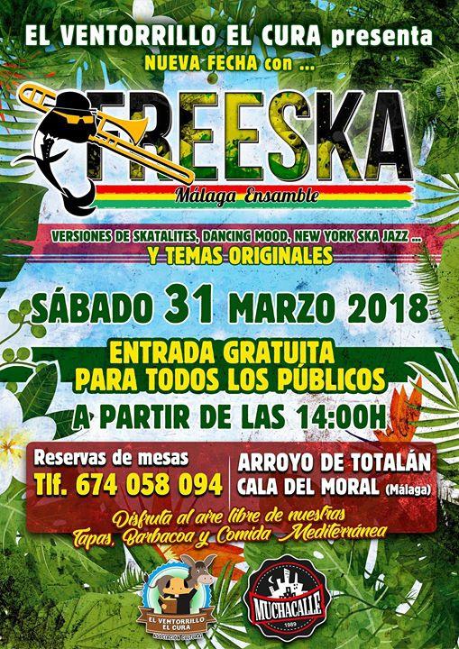 Freeska en directo NUEVA FECHA