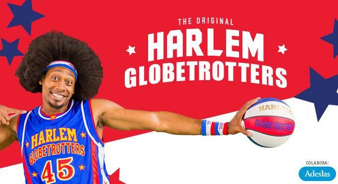 Harlem Globetrotters 2018 Málaga