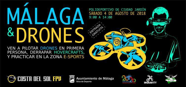 Malaga Drones