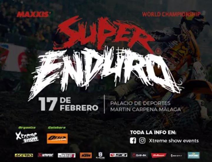 Maxxis Fim SuperEnduro World Championship GP España