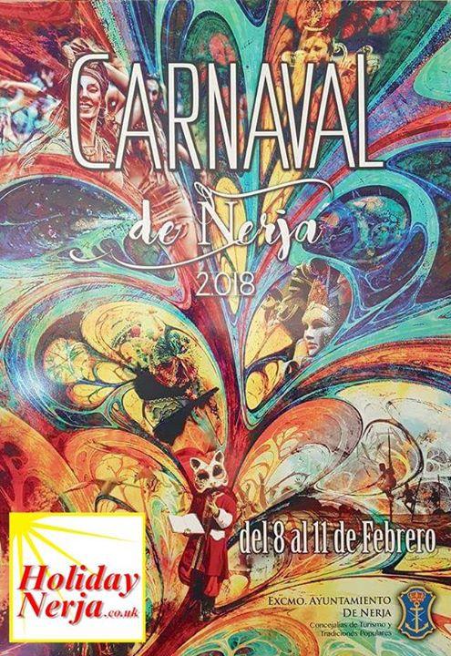 Nerja Carnival 2018