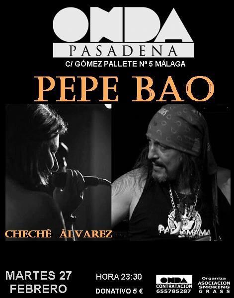 Pepe Bao & Cheché Álvarez en Onda Pasadena