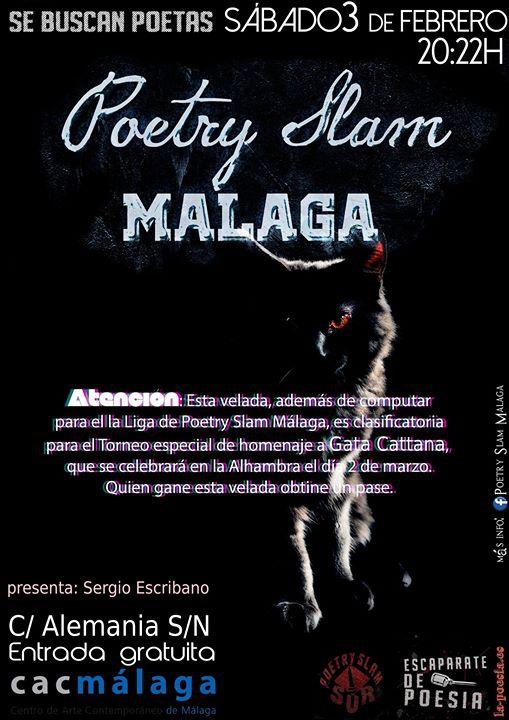 Poetry Slam Málaga