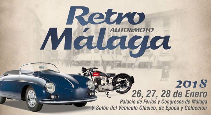 Retro Auto&Moto Málaga (Oficial)