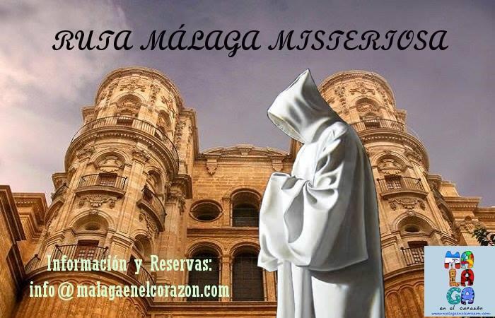 Ruta Málaga Misteriosa