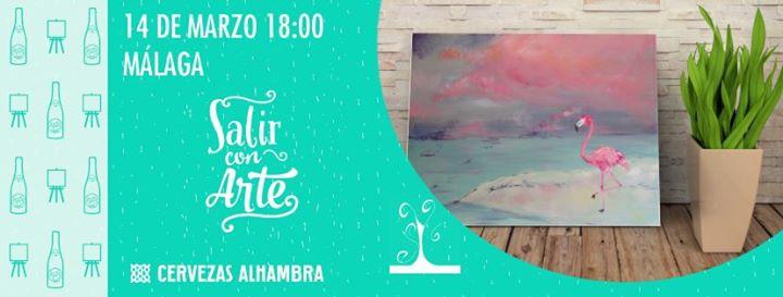 Salir con Arte en Málaga