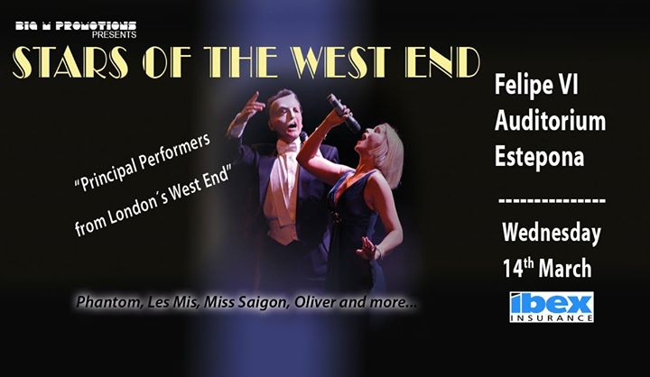 Stars of the West End - Estepona