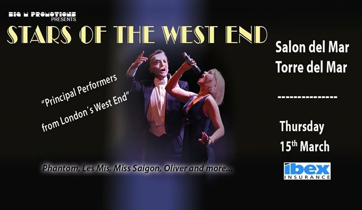 Stars of the West End - Torre del Mar