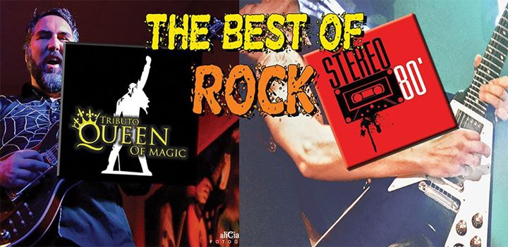 The BEST of Rock - Queen of Magic + Stereo 80