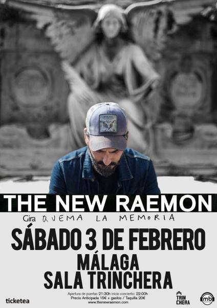 The New Raemon en Málaga