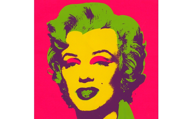 Warhol. Pop Art