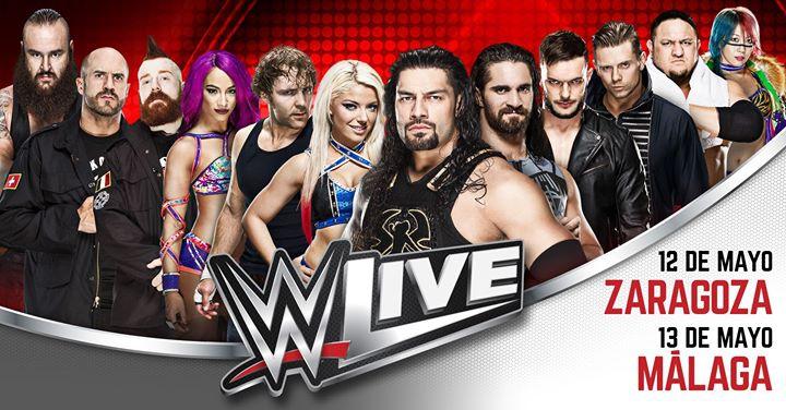 WWE Live Málaga
