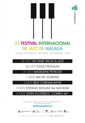 32nd Malaga International Jazz Festival