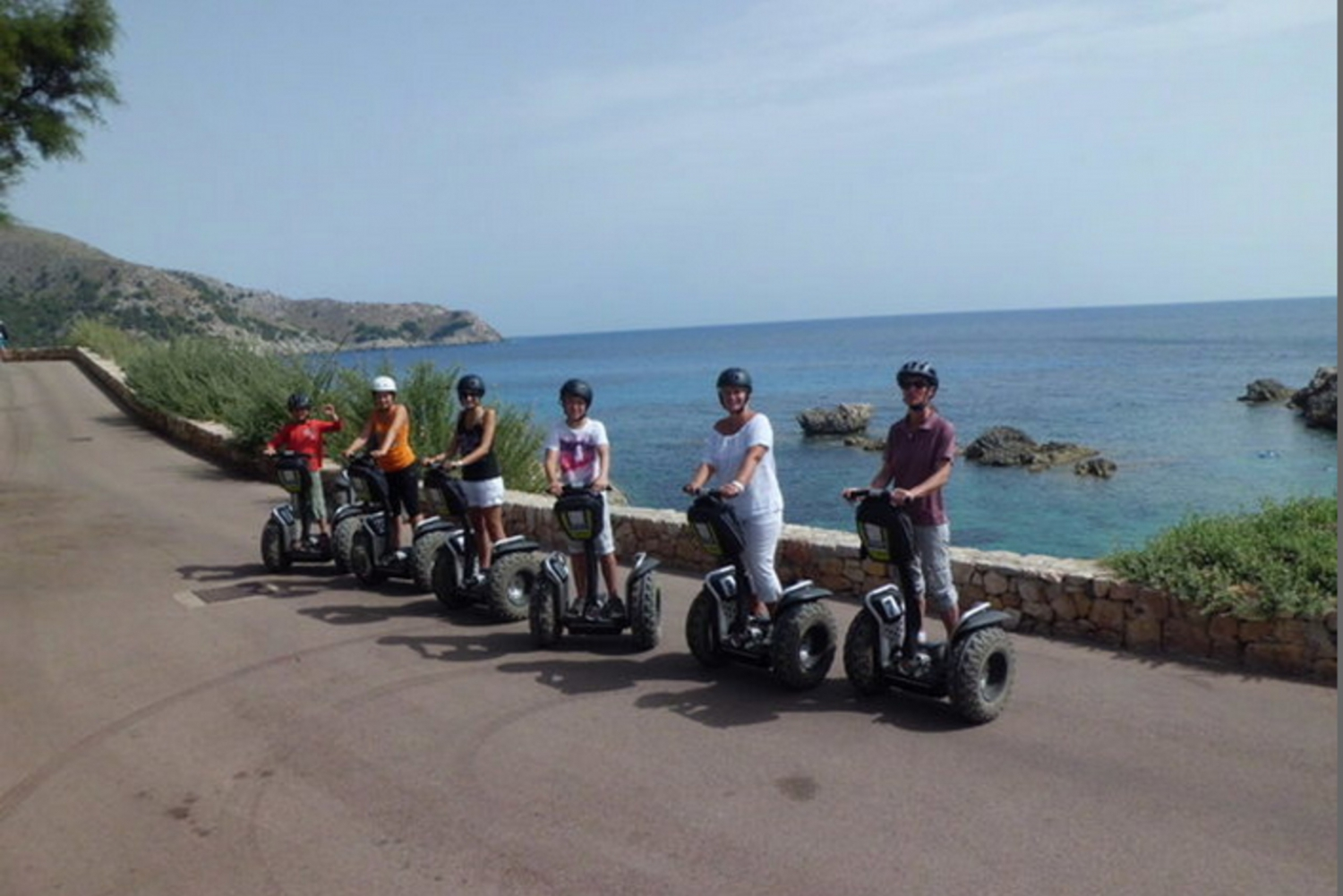 1.5-Hour Segway Tour with Obstacle Course