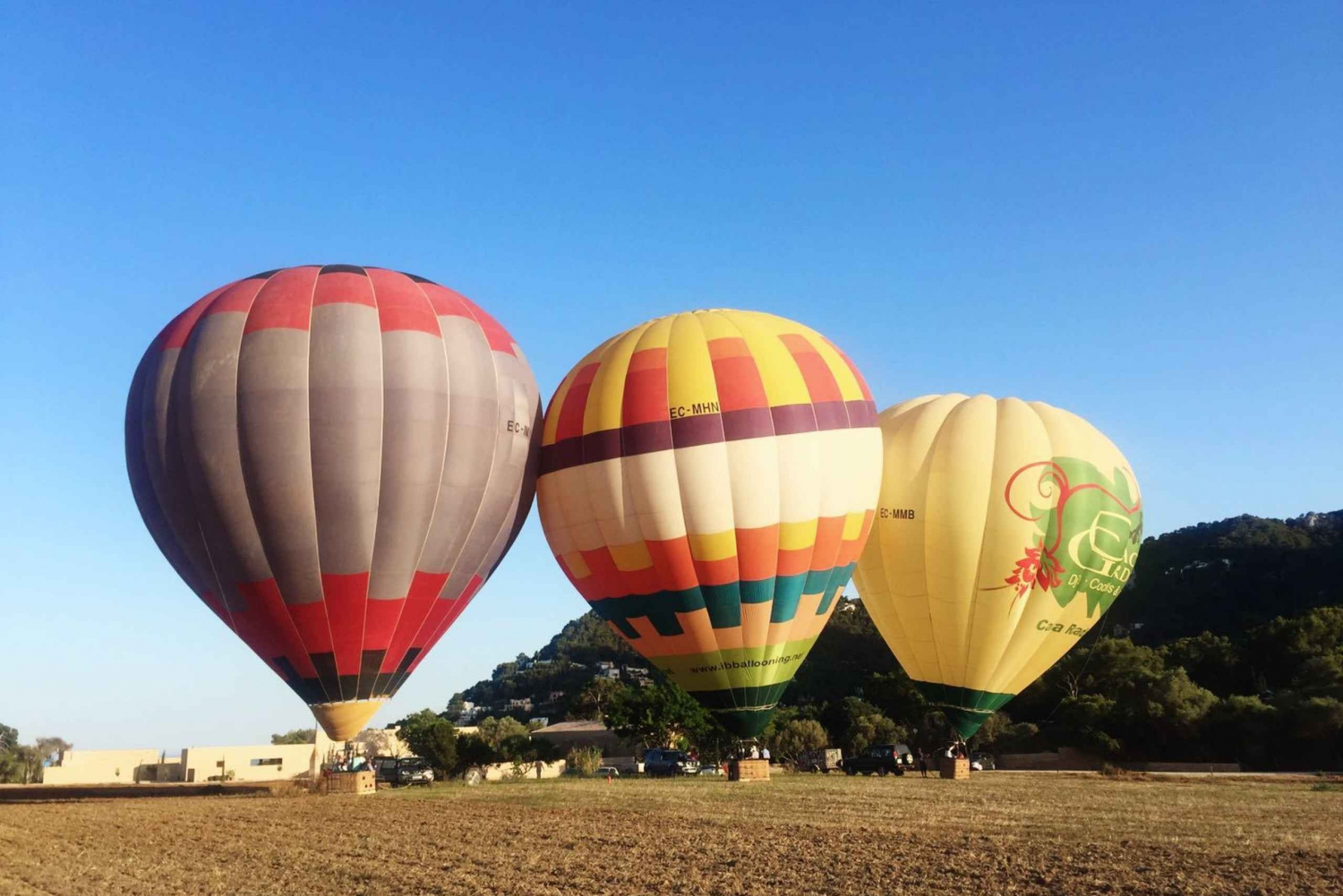 1-Hour Hot Air Balloon Flight