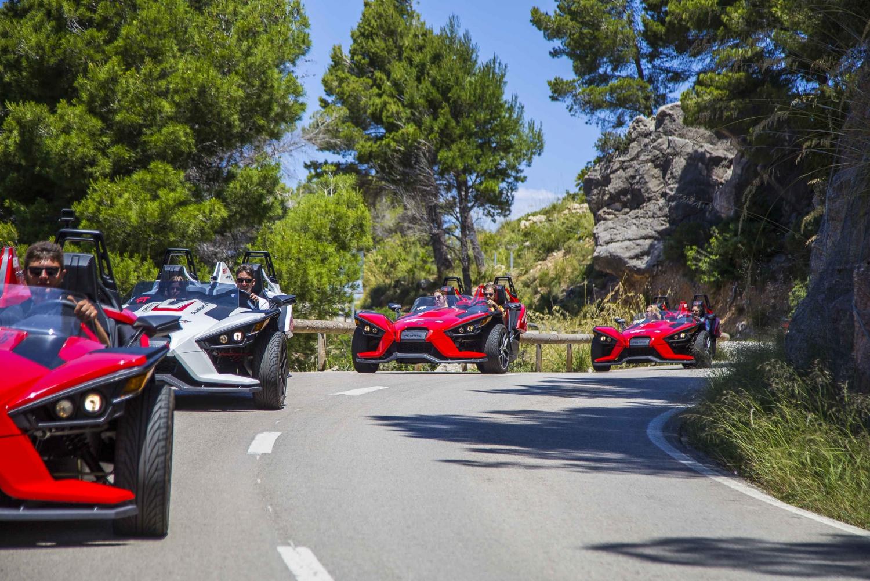 2.5-Hour Formula Car Tour
