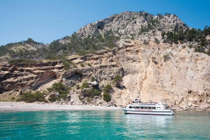 2-hour Glass Bottom Boat Trip to Coll Baix