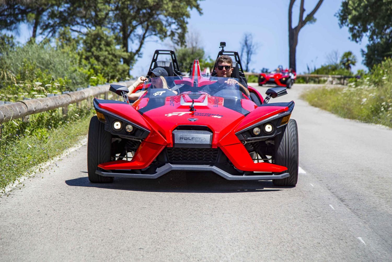 4.5-Hour Formula Car Tour
