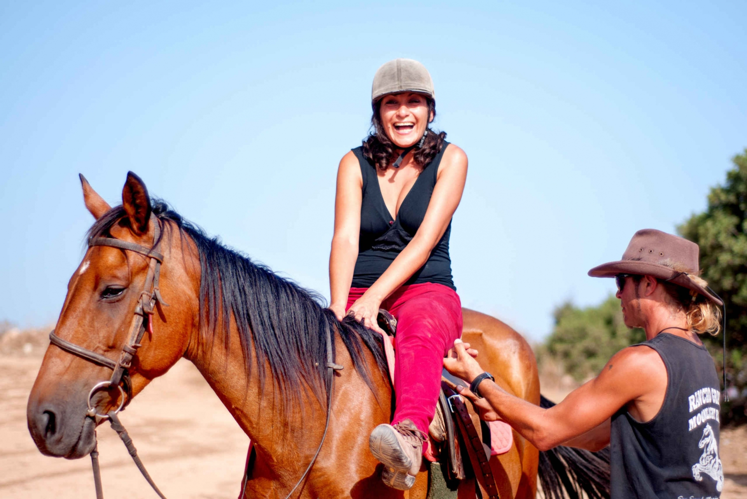A Day of Horse Riding at Rancho Grande in Majorca
