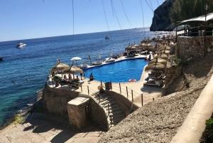 Andratx: South Mallorca Coastal Boat Tour with Snorkeling