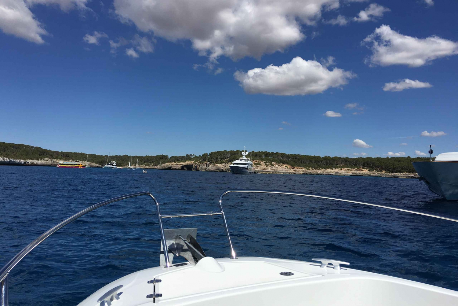 Boat Tour to Bays on East Coast