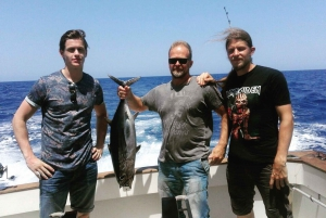 C'an Picafort: Fishing & Boat Excursion