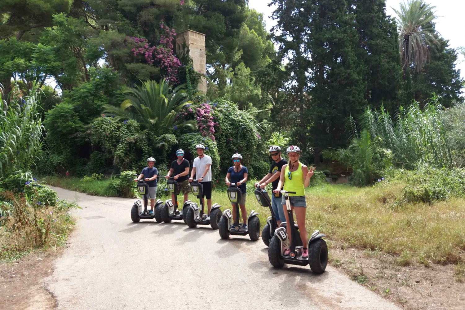 Cala Ratjada: 1.5-Hour Segway Adventure Tour