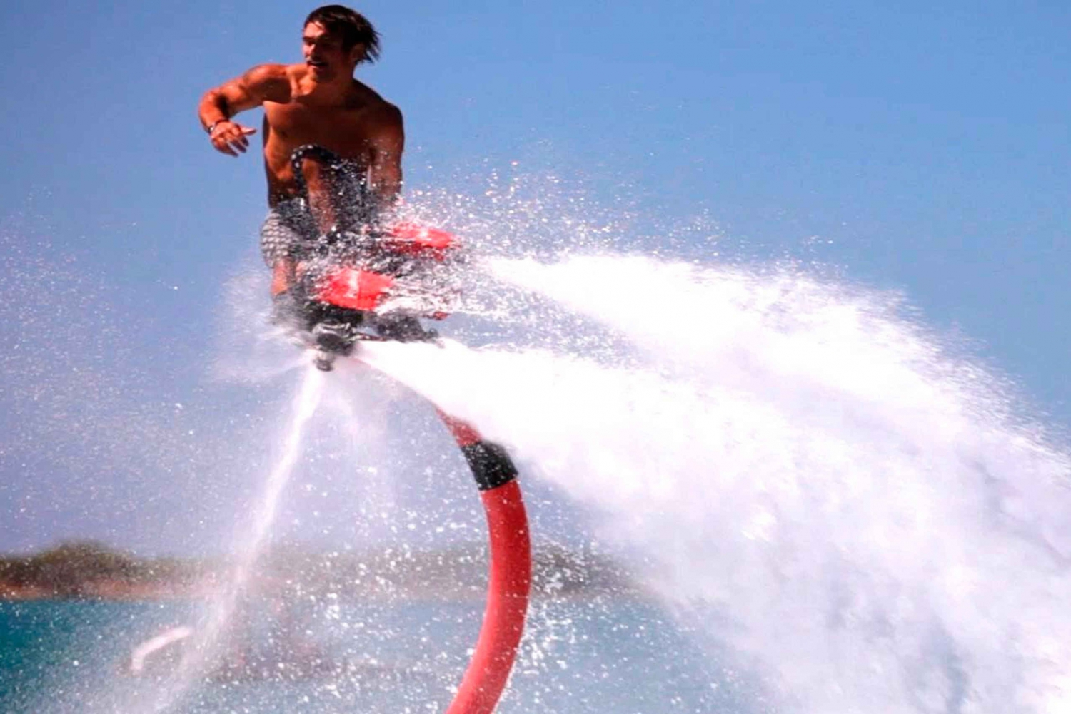 Flyboard Experience in Alcúdia