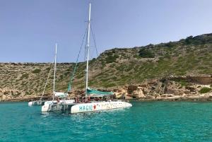From Palma de 5-Hour Catamaran Cruise