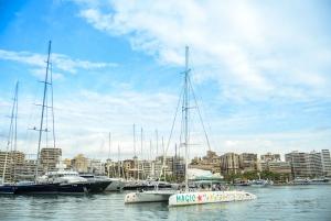 From Palma de Mallorca: 5-Hour Catamaran Cruise