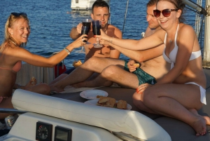 From Port d'Alcúdia: Day Sailing Trip Parc Natural Llevant